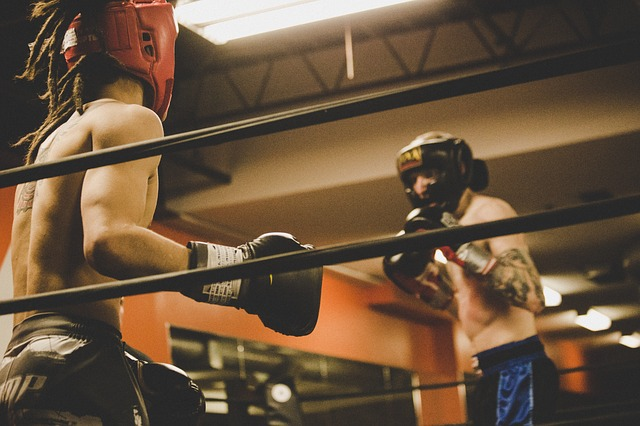 boxing - Boxing, Video Games and VR: The Perfect Match